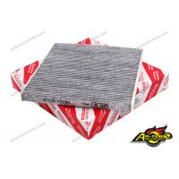 China OEM Original Charcoal Actived Carbon Auto Cabin Air Filter For Japanese Car LEX RX 87139-YZZ03 on sale