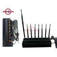ICNIRP Standards GPS Tracker Jammer , Cell Phone GPS Jammer 5% - 80% Humidity Manufactures