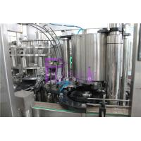Integrated Can Oil Automatic Filling Line , 2 In 1 Edible Oil Filler Manufactures