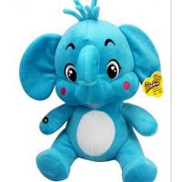 12inch Elephant Musical Talking Educational Plush Toys For Baby Early Learning And Playing Manufactures