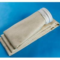China Dust Collector Nomex Felt Filter Bags / Ptfe Membrane Filter Bags on sale