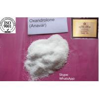 CAS 53-39-4 Oral Anabolic Steroid Powder Anavar Oxandrolone For Fat Burning Manufactures