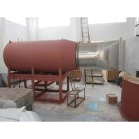 Direct Heavy Oil Fired Forced Hot Air Furnace Low Oil Consumption Manufactures