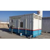 China High Pressure Safety Car / Truck CNG Refueling Compressor With SIEMENS Motor on sale