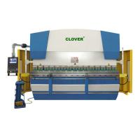 1600KN High Efficiency CNC Hydraulic Bending Machine 160T / 3200mm Manufactures