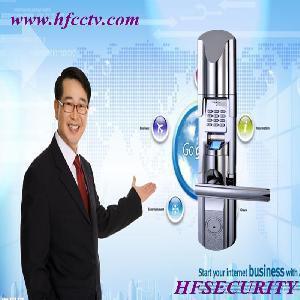 Network Function Outdoor/Indoor Fingerprint Door Lock (HF-LE211) Manufactures