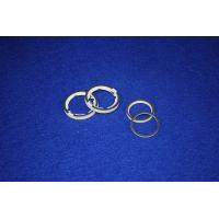 Corrosion Resistance Thermal Conductivity Alumina Metalized Ceramic Ring For Engineering Manufactures