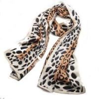 Black and Yellow Scarf (LC237) Manufactures