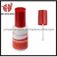 Popular 20ml Brush Tip Correction Fluid with Customize Logo (HY-632) Manufactures