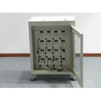 16 Unit Led Mining Headlamp Used Charging Rack With Clear Door And Digital Screen Manufactures