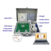 Detecting Acupoints Health Analyzer Machin Meridian Dredging Therapeutic Device Manufactures