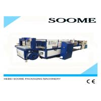Pneumatic Type Industrial Strapping Machine , Metal Portable Pallet Strapping Machine Manufactures