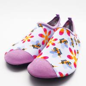Soft Lady Flexible Non Slip Swimming Shoes Aqua Swim Socks Retains Shape