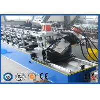 High Speed Steel Structure Ceiling Frame Making Machine with Gcr12 Cutter Manufactures