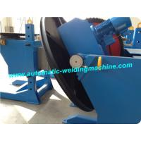 Adjustable Rotating Tilting Pipe Welding Positioner With Screw Or Bolt Manufactures