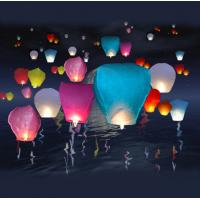 China Large Sky Light, Sewing article, Fireproof lights;86*47cm*3cm;    95*55*37cm ; 120*65*38cm Oval, heart-shaped, cylind on sale