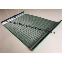 Durable High Penetration Shale Shaker Screen Triple Layer Laminated Wire Mesh Manufactures