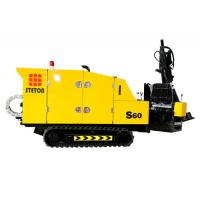 S60 6Ton Pipe Laying HDD Boring Machine With High Speed Sliding Systems Manufactures