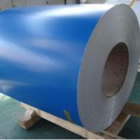 1100 PE / PVDF Fireproof Color Coated Aluminum Coil Thickness 0.3mm-2.0mm Manufactures