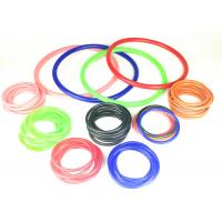NBR / Silicone / Viton / FKM Rubber O Rings AS-568A Standard With Anti Oil Function Manufactures