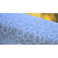Comfortable Cotton / Polyester Unique Upholstery Fabric Home Textile Fabric Manufactures