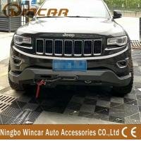 Steel Material 4X4 Off-Road Accessories Front Bumper Bull Bar For Cherokee 2014+ Manufactures