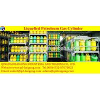 LP Use and Steel Material LPG Cylinder Manufactures