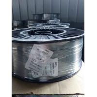 China Zinc wire 99.99% Purity for thermal spraying for Capacitors 2.0mm on sale