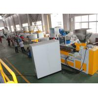 Full Automatic Plastic Pelletizing Line Pe Flakes Recycling Extruder Machine Energy Saving Manufactures