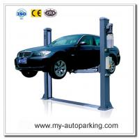Cheap and High Quality CE Hydraulic Used Car Lifts Manufactures