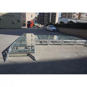 China RK Height adjustable aluminum stage portable stage platforms on sale