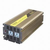 3,000W UPS Inverter with Battery Charger, Cooling Fan, 2 Sockets, 10A Charge Current and 3 Stages Manufactures