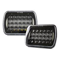 5D Lens Car LED Headlights 7x6 Projector Headlights For H6054/H5054/H6054LL Manufactures