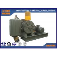 DN80 Rotary Air Blower , low noise waster water treatment blower Manufactures