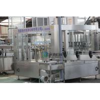 4in1 Mineral Water Plant  Filling Machine 4000BPH electric driven type Manufactures
