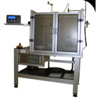 China Protective Clothing Molten Metal Splash Resistance Materials Testing Machine ISO9185 on sale