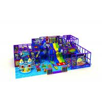 Big Size Indoor Amusement Park Equipment With Ball Pool Space Style KP190313 Manufactures
