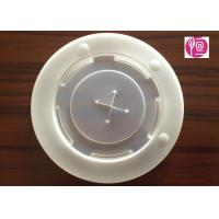 12oz Transparent Cold Cup Lid Diameter 90mm / 2.0g In PS Material Manufactures