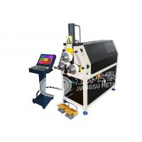 China Metal Tube Rolling Pipe Bending Machine PLC  Control Full Mechanical Drive on sale