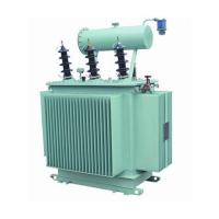 China Reliable Oil Immersed Distribution Transformer Maintenance Free Outdoor Type on sale