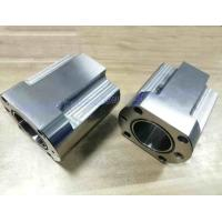 China Custom High Precision Cnc Machined Parts Cnc Milling Machine Parts And Components on sale
