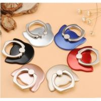 Cat Head 360 Degrees Phone Finger Ring Holder Buckle For Convenient One Hand Manufactures