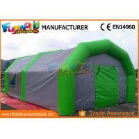 Customized Inflatable Party Tent / Inflatable Medical Tent Marquee Manufactures