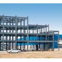 Modern Technological Multi-storey Pre-engineered Building With Light Weight Metal Manufactures