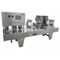 China Coffee Capsule Filling and Sealing Machine on sale