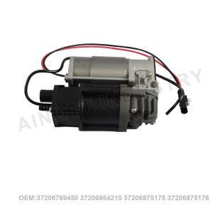 Air Suspension Compressor Pump For BMW F01 F02 F11 F07 F18 37206789450 Air Pump Suspension Manufactures
