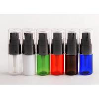 Transparent Plastic Material Bottle 10ml Non Spill With Full Cover Cream Pump