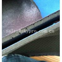 Fade Resistant Breathable Neoprene Fabric Roll Double - Sided Polyester Knitted Manufactures