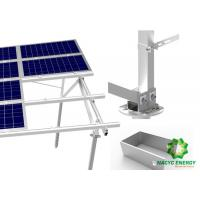 Adjustable Solar Panel Brackets / PV Panel Mounting Brackets High Adaptability Aluminum Structure Solar PV Power Energy Manufactures