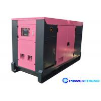 20 Kw To 50 Kw Emergency Diesel Generator Silent Electric Diesel Generator Set Manufactures